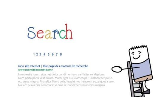 SEO Référencement naturel de site Web avec Adsearch Média
