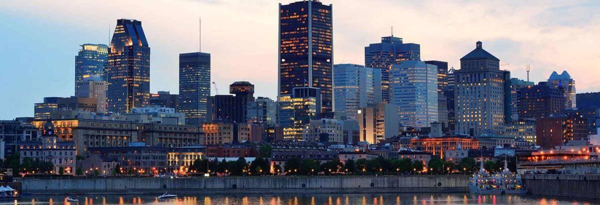 Bureau AdsearchMedia ville de Montréal