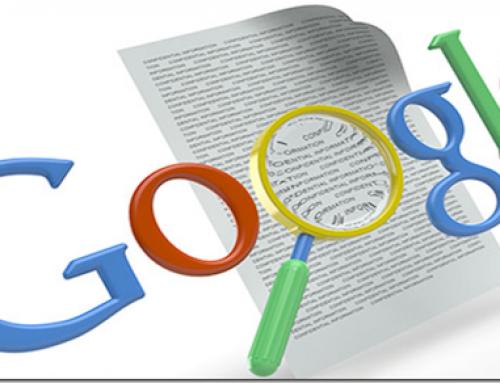 Une mise à jour de Google
