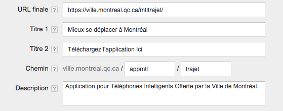 exemple d'url pour Adwords