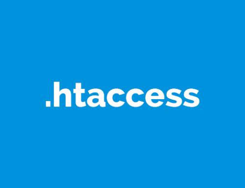 Bloquer un site de développement en utilisant htaccess