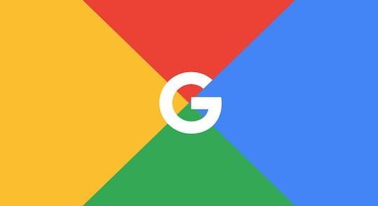 logo google nouvelle interface de résultat sur desktop
