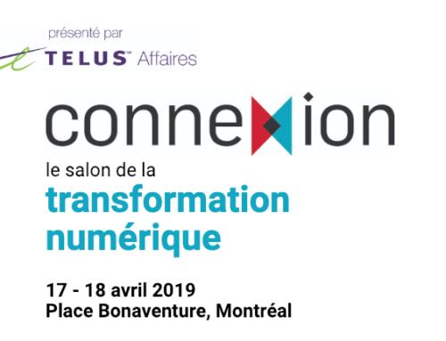 AdsearchMédia Canada conférencier au salon de la transformation numérique du journal les affaires.