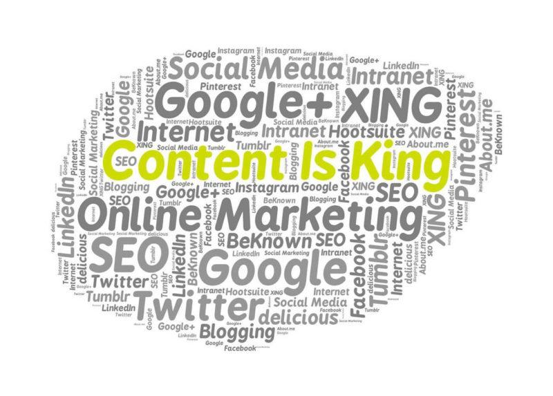 SEO et marketing de contenu les performances à suivre sur l'engagement et l'utilisation du contenu pour le référencement.