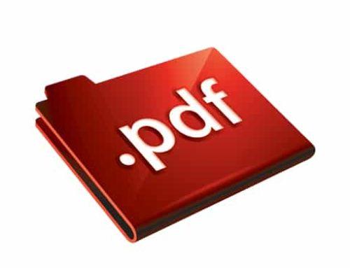 Fichiers PDF avec des extraits enrichis Rich Snippets