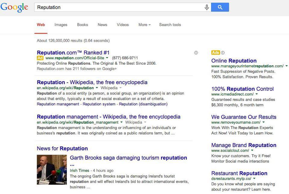 Affichage des publicités Google Adwords après 2016