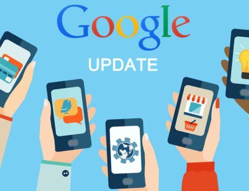 Une mise à jour majeure de l'algorithme de Google le 11 et 12 juillet 2019