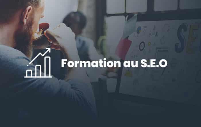 Nouvelles formations SEO référencement web