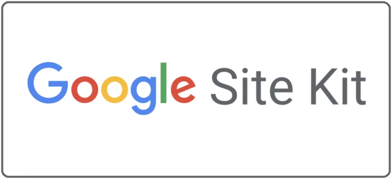 Google Site Kit extension pour les sites sous wordpress.