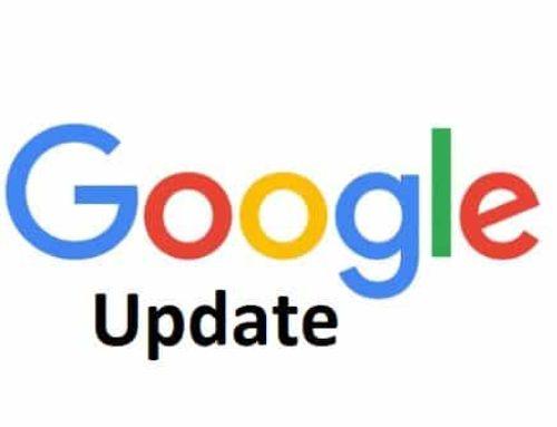 Google annonce une mise à jour de son algorithme Core Update janvier 2020