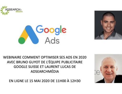 Google ADS 5 optimisations à faire 5 pièges à éviter