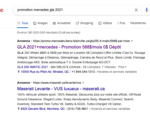 Comment créer des annonces Google Ads